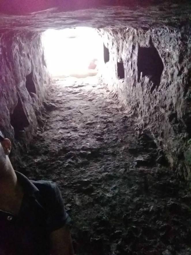 Tunel Santiago Papasquiaro _ Tierra Mixta 2018
