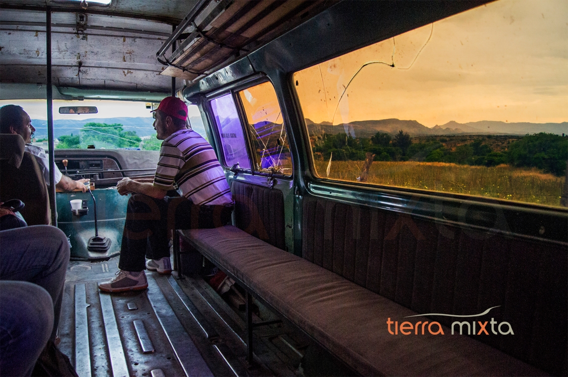 Tierra Mixta