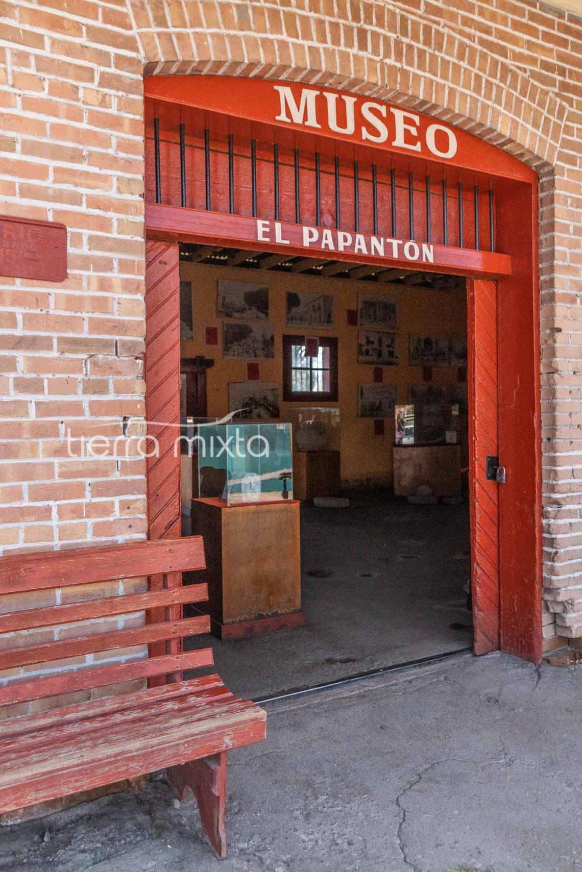 Museo Papantón_Tierra Mixta_ Santiago Papasquiaro _Cristian Herrera_