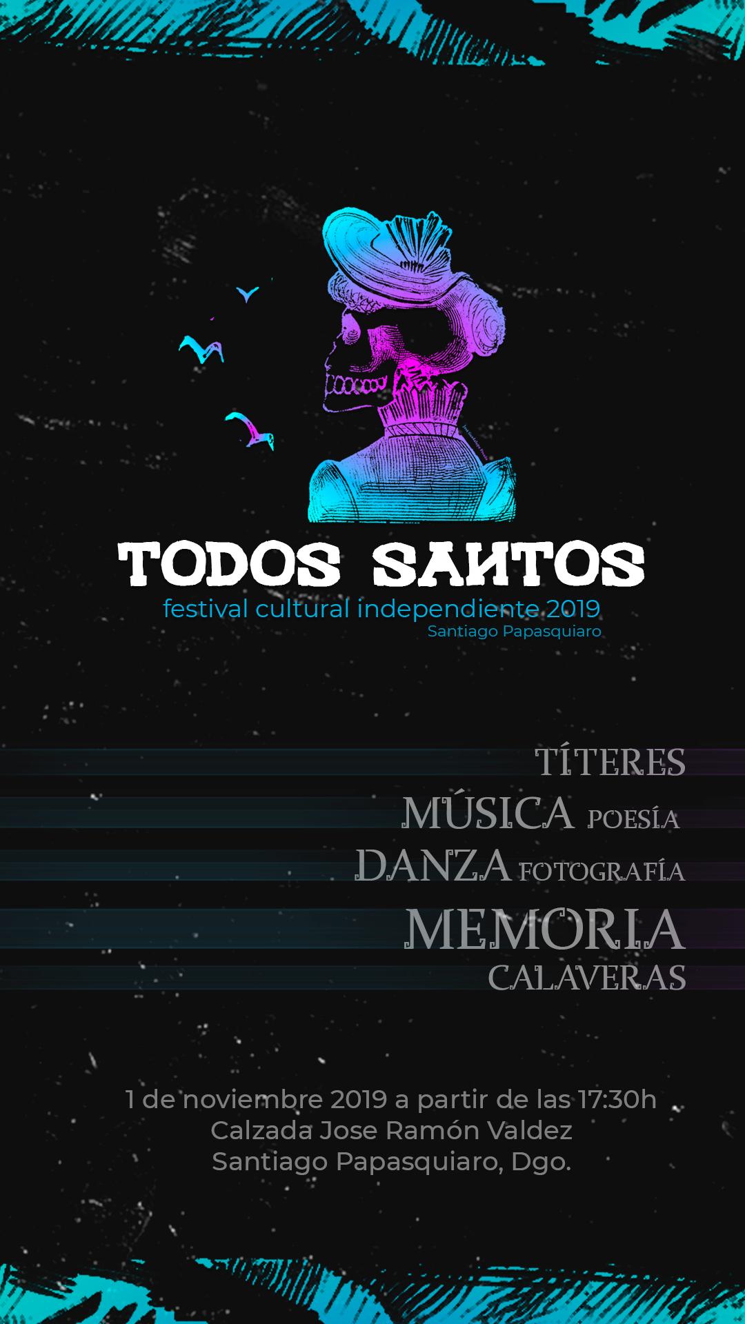 Todos Santos 2019 - Tierra Mixta