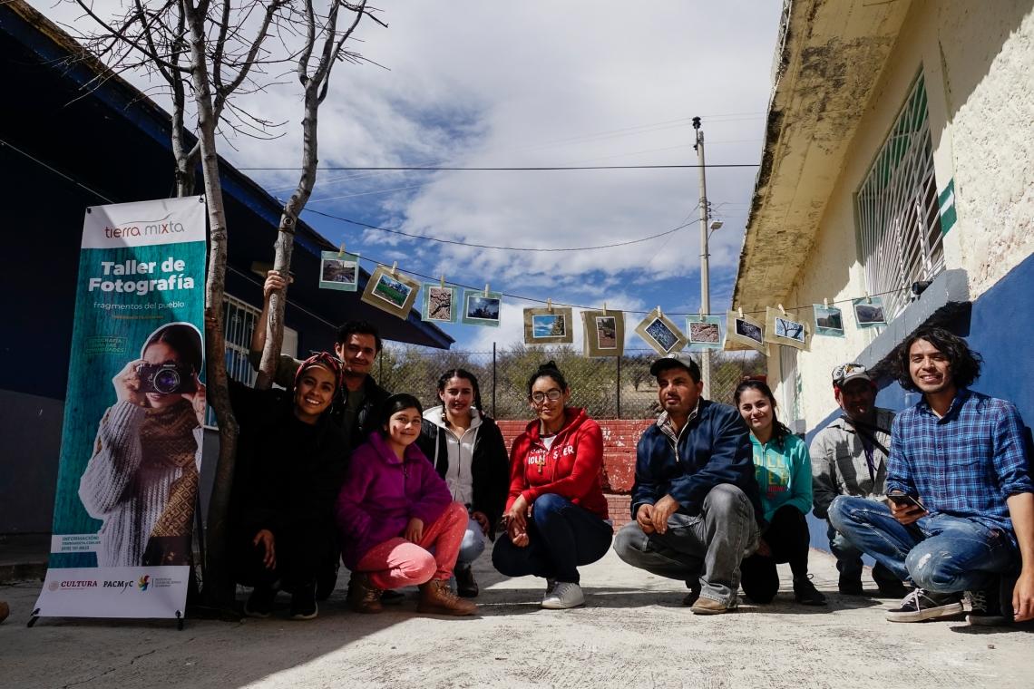 Taller de fotografía _ San Nicolás _ Santiago Papasquiaro _Tierra Mixta (23)